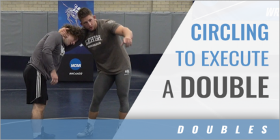 Emphasize Circling to Execute a Double