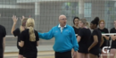 Blocking Techniques with Mick Haley and Brian Gimmillaro – Volleyball MasterCoaches