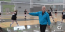 Basic Spiking Techniques with Bob Bertucci and Ruth Nelson – Volleyball MasterCoaches
