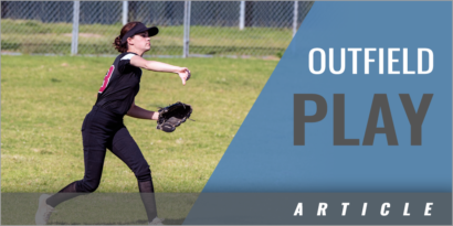Outfield Play with Bill Gray and Melissa Chmielewski