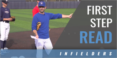 Infielders: First Step Read with