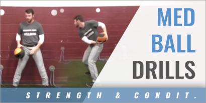 Pitcher's Medicine Ball Series