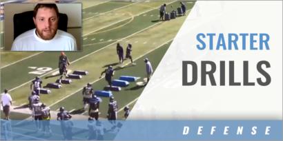 Defensive Starter Drills