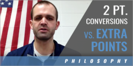 2-Point Conversions or Extra Points