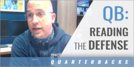 Quarterback: Reading the Defense