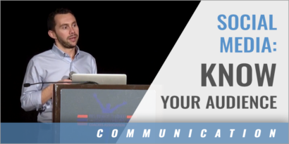 Social Media: Knowing Your Audience