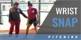 Pitching: Wrist Snap