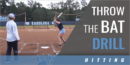 Throw the Bat Drill with Donna J. Papa – Univ. of North Carolina