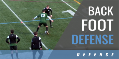 Back Foot Defense