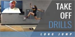 Long Jump Take Off Drills