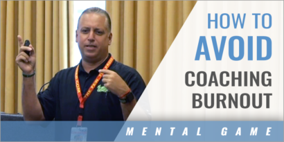 How to Avoid Coaching Burnout