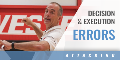 Attacker: Decision and Execution Errors