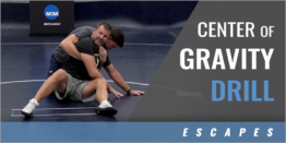 Center of Gravity Drill