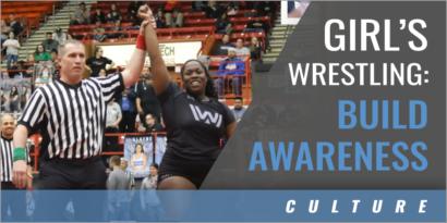 Girl's Wrestling: Building Awareness