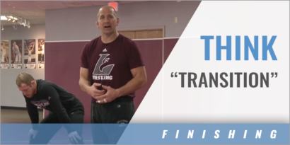 Encourage Your Athletes to Think Transition