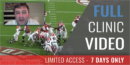 Video of the Month!   Foundations of a Georgia Run Defense with Kirby Smart – Univ. of Georgia