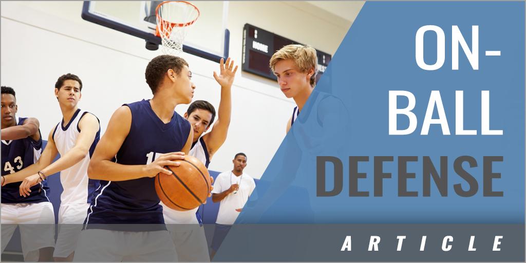 On-Ball Defense