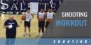 Shooting Workout with John Spezia – Notre Dame de La Salette Boys Academy (IL)