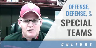 DNA Offense, Defense, and Special Teams