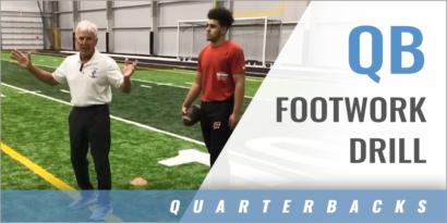 QB Footwork Drill
