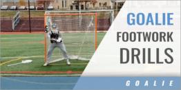 Goalie Footwork Drills