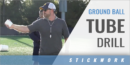 Ground Ball Tube Drill with Kevin Conry – Univ. of Michigan