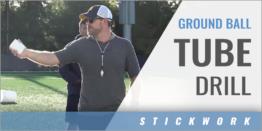 Ground Ball Tube Drill