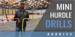 Mini Hurdle Drills