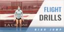 High Jump Flight Drills with Nick Davis – UW-La Crosse