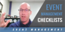 Using Checklists to Assist in Event Management with Brian Knab – Ardrey Kell HS (NC)