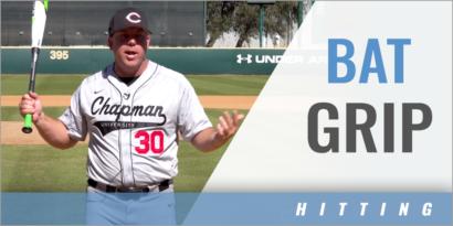 Hitting: Bat Grip