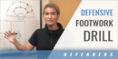 Defensive Footwork Drill with Leah Gallagher – University at Albany