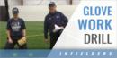 Infielder's Glove Work Drill with Bob Ligouri – DMACC