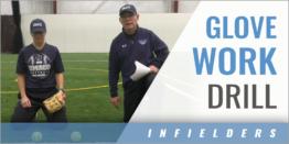 Infielder's Glove Work Drill