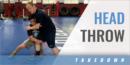 Head Throw Takedown with Kegan Calkins – Aurora Univ.
