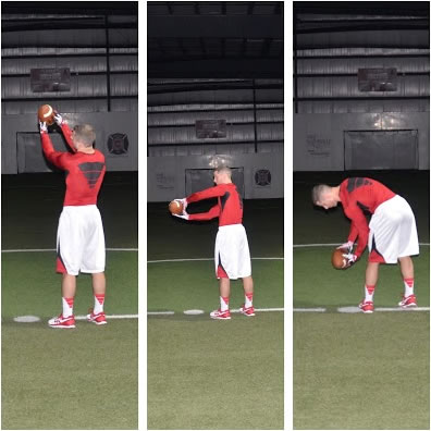 Football Catching Drills Article Coaches Insider